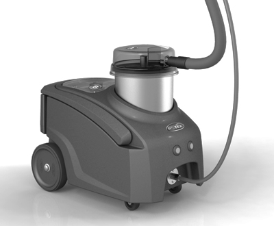 Britex commercial steam cleaner