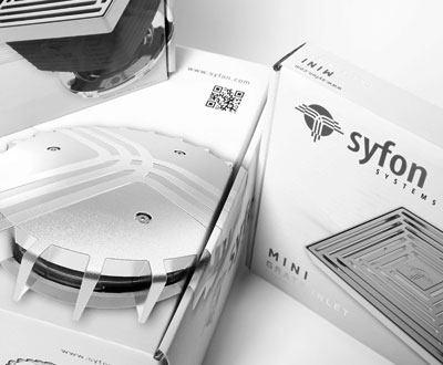 SYfon packaging